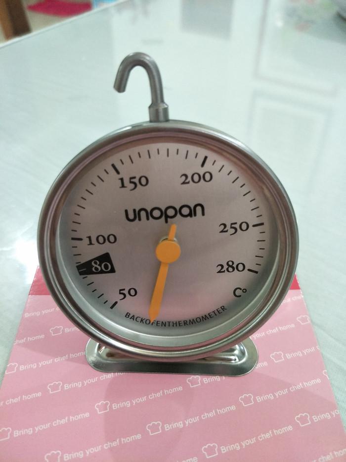 harga Oven Thermometer Unopan Un 00300 Tokopedia.com