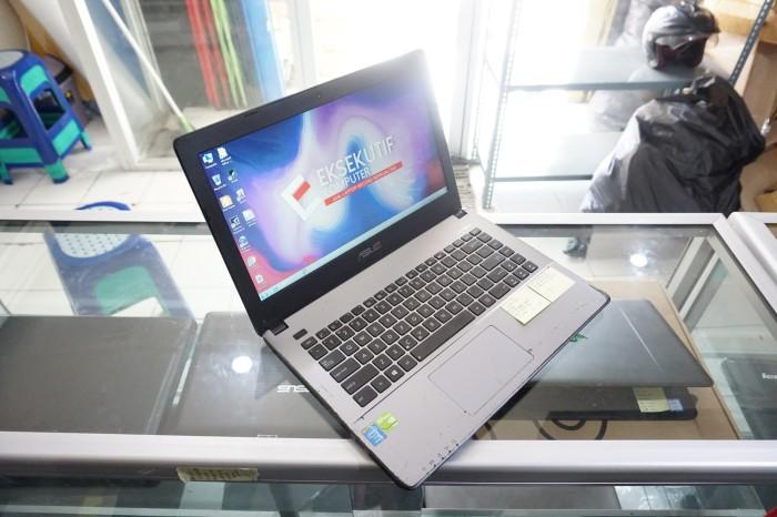 Jual Asus X450LD Core i7-4500U Haswell Nvidia Geforce 820M Bkn Acer dell HP  - Kota Bandung - tokoma   Tokopedia