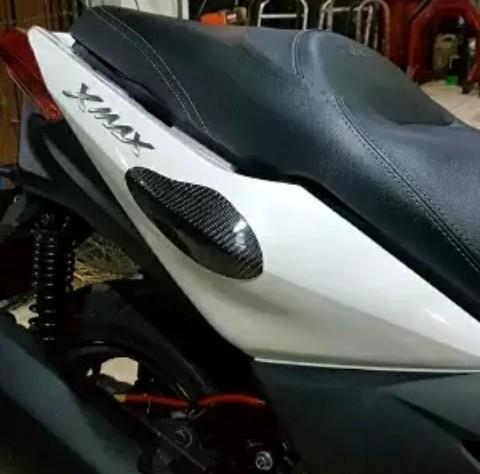 harga Aksesoris side protector carbon motor yamaha xmax x max pelindung body Tokopedia.com