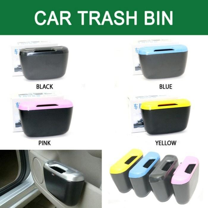 harga Trash car dashboard/ tempat sampah mobil /car trash bin tisue Tokopedia.com