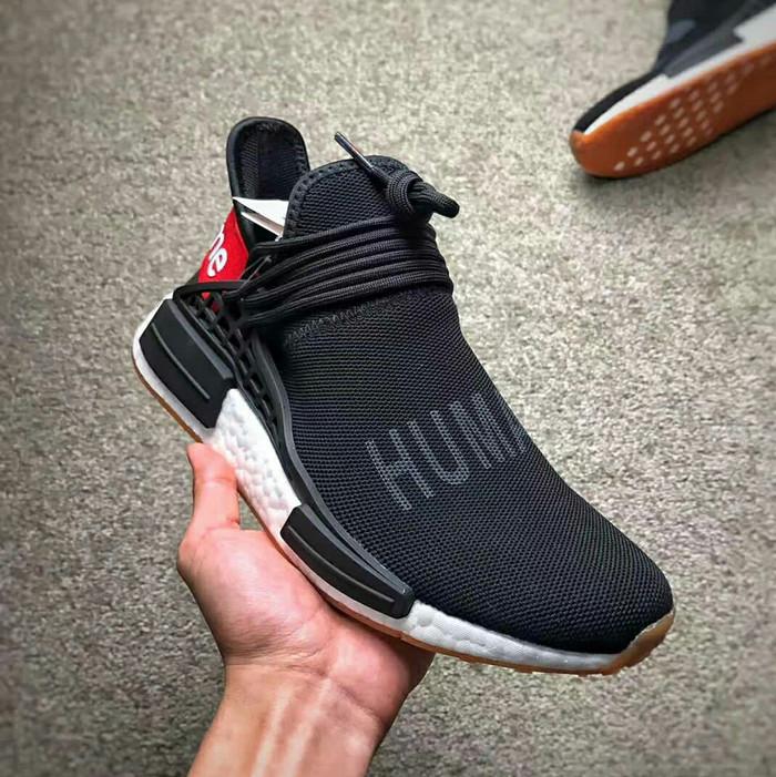 52f9ebbd5 Jual Supreme x Pharrell Williams Pw x Adidas Nmd Human Race ...