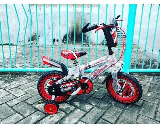 harga Sepeda bmx anak tango 12  inchi bukan federal polygon wimcycle murah Tokopedia.com