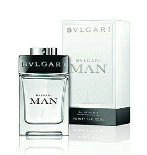 Parfum bvlgari man in white original singapore