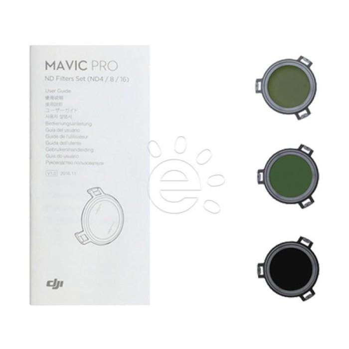 harga Dji mavic part - nd filters set (nd4/8/16) Tokopedia.com