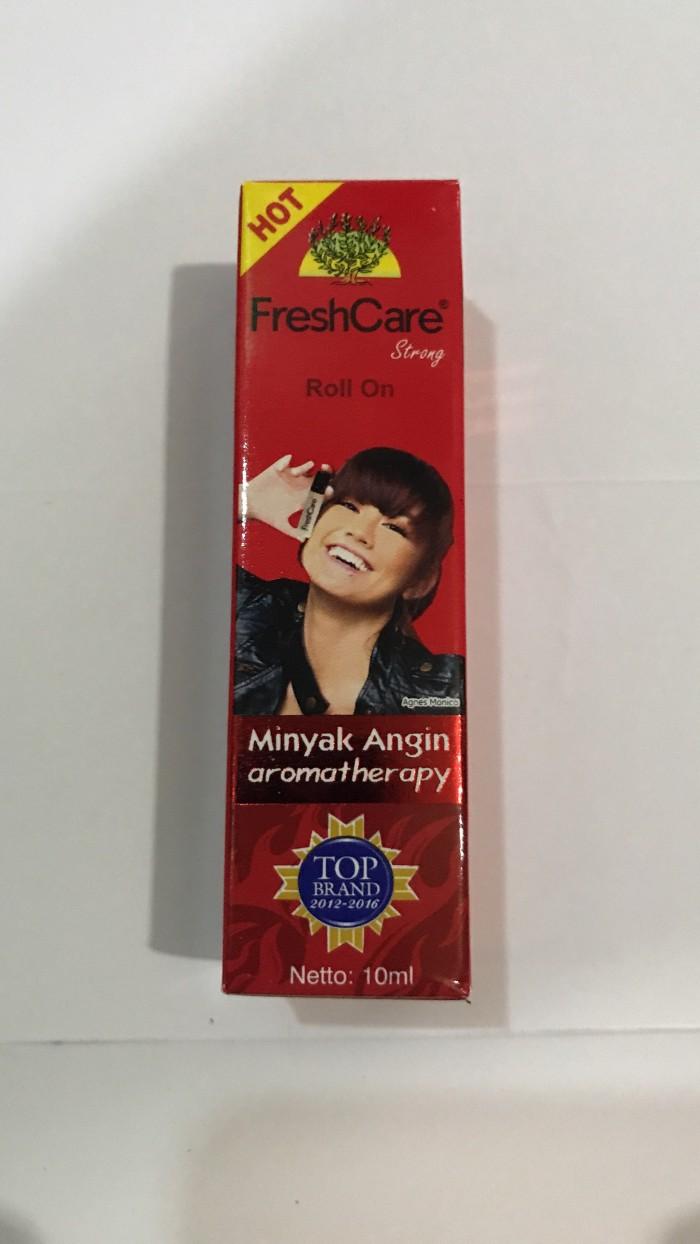harga Fresh care strong merah 10ml 10 ml minyak angin aromatherapy freshcare Tokopedia.com