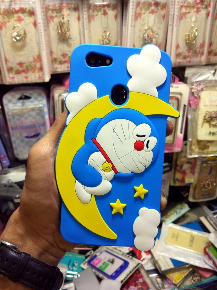 timeless design 427d7 7f6e6 Jual Case Vivo Y53 3D Doraemon Blue Moon Soft Silicone Back Cover Casing -  DKI Jakarta - ArenaCase | Tokopedia