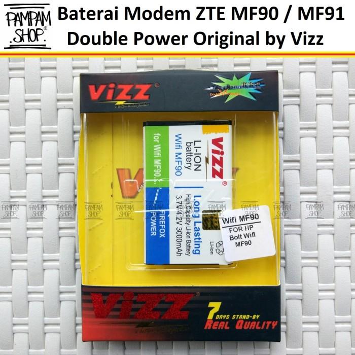 harga Baterai Modem Bolt Zte Mf90 / Mf91 Original Oem | Battery Batrai Batre Tokopedia.com