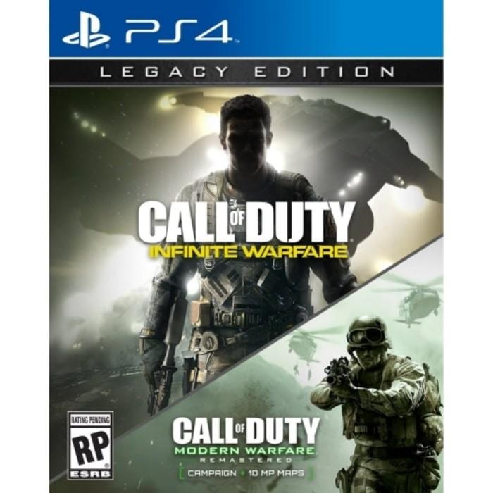 Jual Game Ps4 Games Call Of Duty Infinite Warfare Legacy Ed Berkualitas Jakarta Utara Toko Abeng Surya Tokopedia