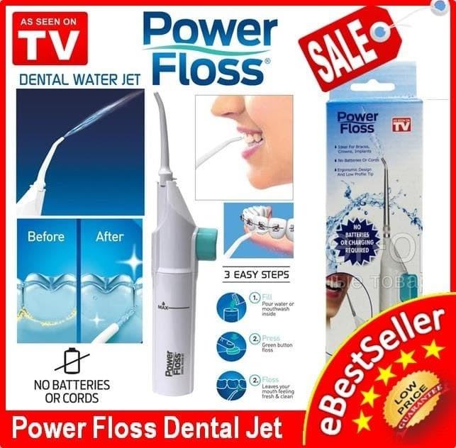 harga Semprotan pembersih sela gigi/dental spa water floss Tokopedia.com