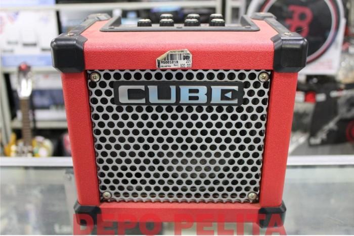 harga Roland micro cube gxr 3-watt 1x5  battery powered combo amp - red Tokopedia.com