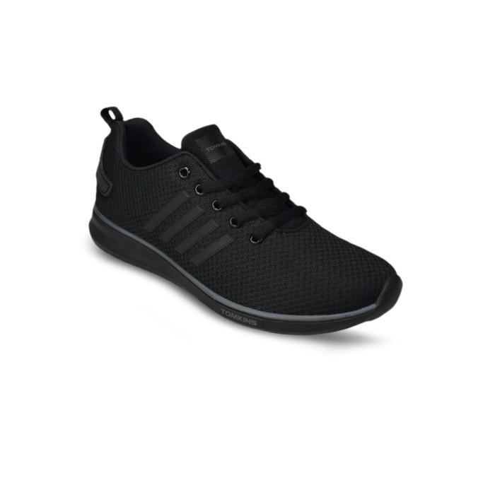 harga Sepatu tomkins wanita  rachel  all black Tokopedia.com