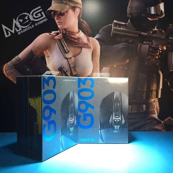 harga Logitech g903 lightspeed wireless gaming mouse Tokopedia.com