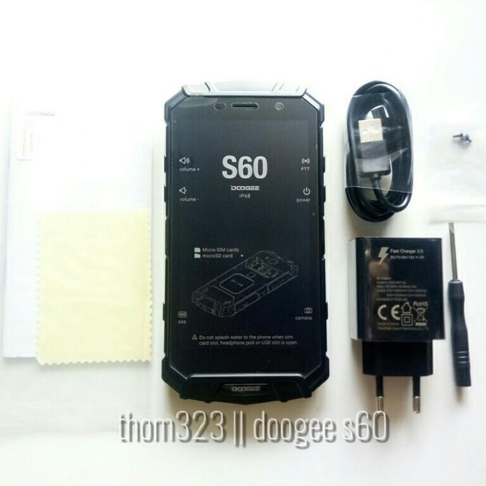 harga Doogee s60 ram 6gb rom 64gb batre monster 5580 mah not bv9000 bv8000 Tokopedia.com