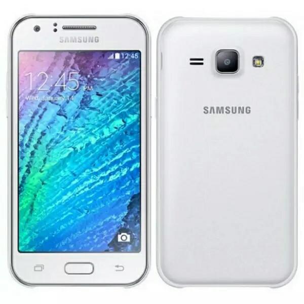 Samsung Galaxy J1 Ace -J111 White Ram 1/8Gb Garansi Sein 1 Tahun -