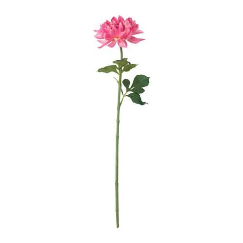Jual IKEA SMYCKA Artificial Flower Dahlia   Bunga Palsu 75 cm ... e0c9360de9