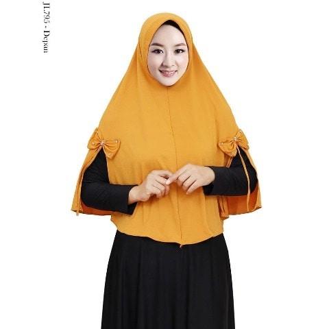 Hijab / Jilbab Instan Pet Antem Jersey