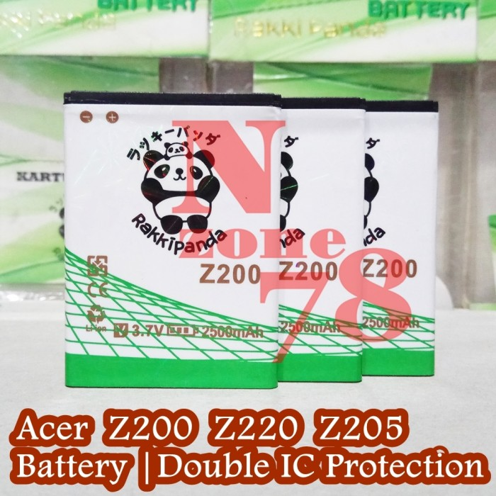 BATERAI ACER Z200 Z205 Z500 MCOM DOUBLE POWER PROTECTION
