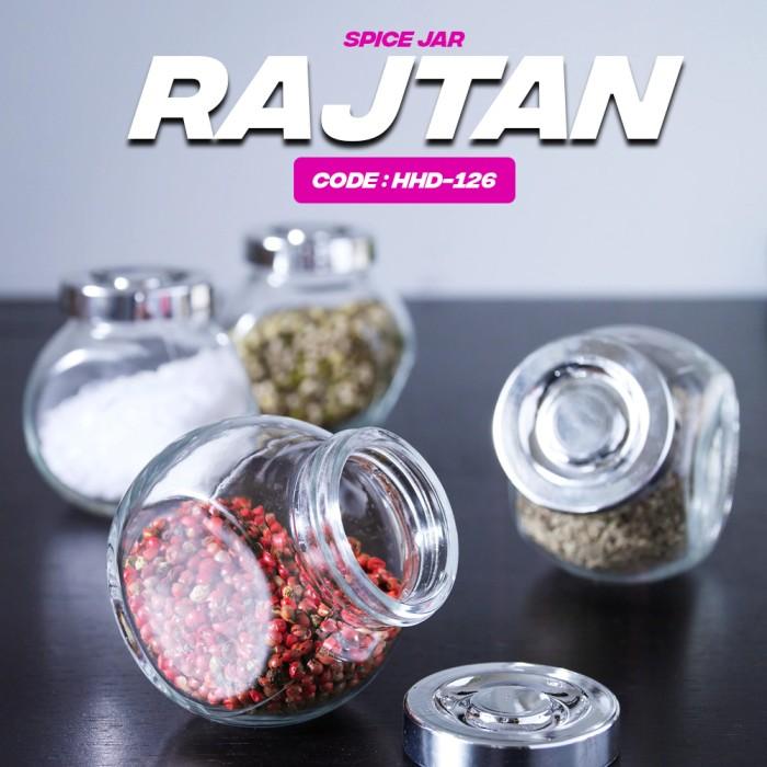 harga Rajtan toples bumbu isi 4 pcs (hhd-126) Tokopedia.com