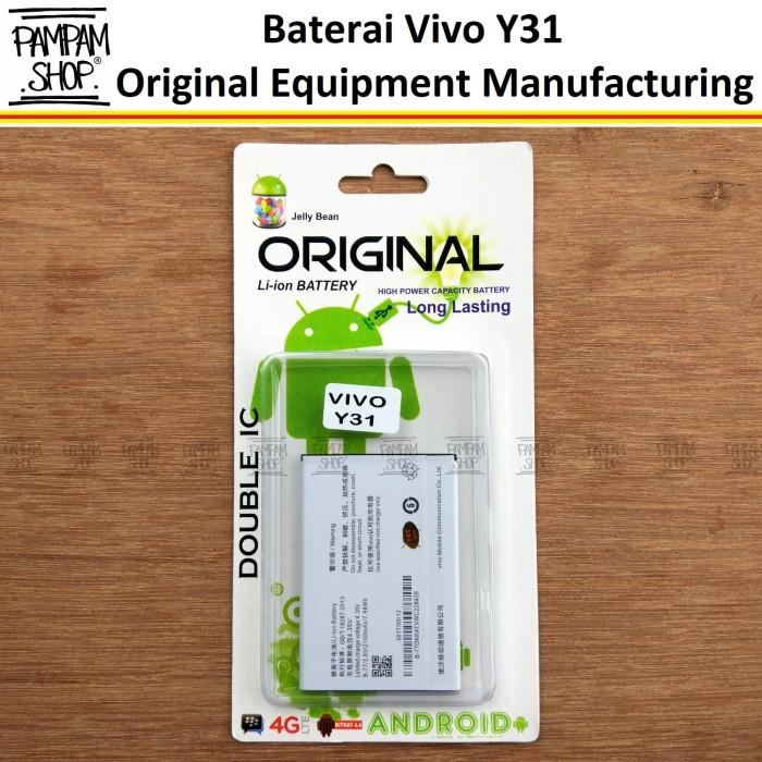 harga Baterai handphone vivo y31 original oem batre batrai hp b-77 b77 b 77 Tokopedia.com