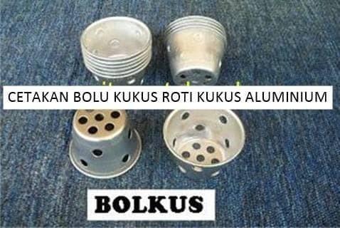 harga Cetakan bolu kukus roti kukus aluminium Tokopedia.com