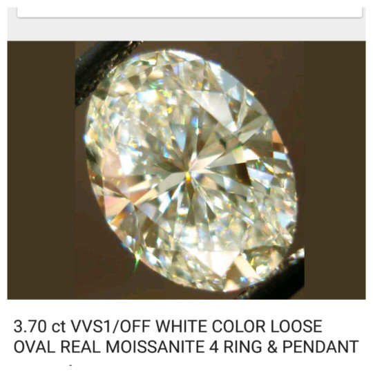 harga Diamond Moissanite Oval Cut Tokopedia.com