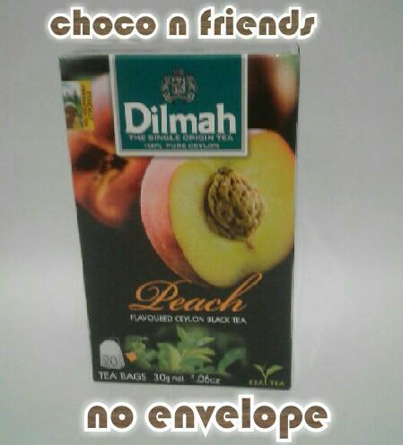harga Teh dilmah no envelope 20 sachet peach Tokopedia.com