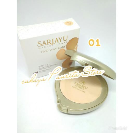 Katalog Bedak Sariayu Two Way Cake DaftarHarga.Pw