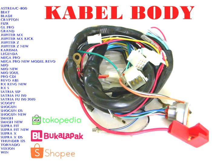 harga Kabel body bodi vixion - 3c1 Tokopedia.com