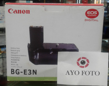 harga Baterai Grip Canon Bg-e3n Bg-e3 Tokopedia.com