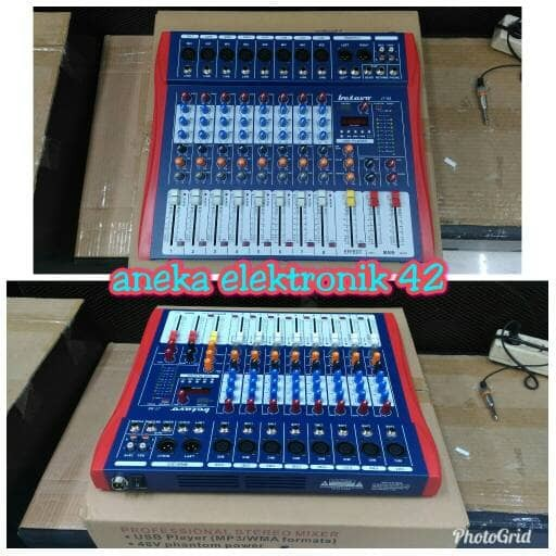 harga Mixer 8 chanel betavo jt-88 / mixer audio betavo jt88 Tokopedia.com