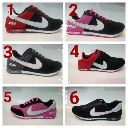 ... harga Sepatu nike neo size 36-40 cewek cowok sekolah smp 97fff97fac