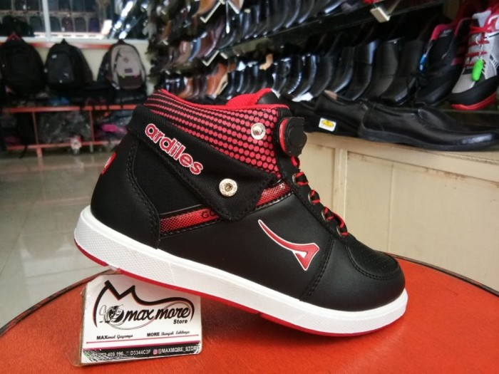Ardiles Sepatu Anak Lampu Eboy Black New Best Buy Indonesia Source · Sepatu anak ardiles bis