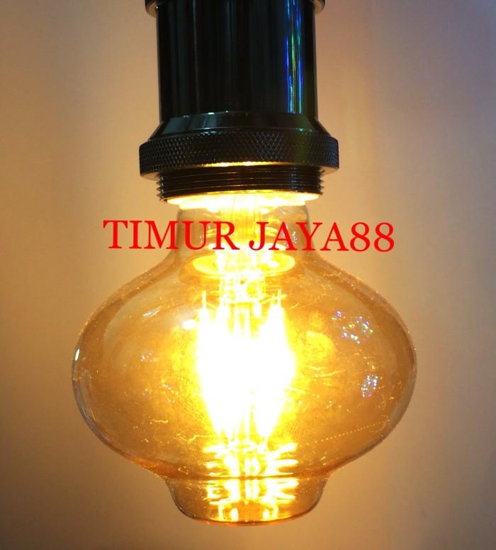 harga Lampu hias led filamen edison classic g80 lampion retro cafe 4 watt 4w Tokopedia.com