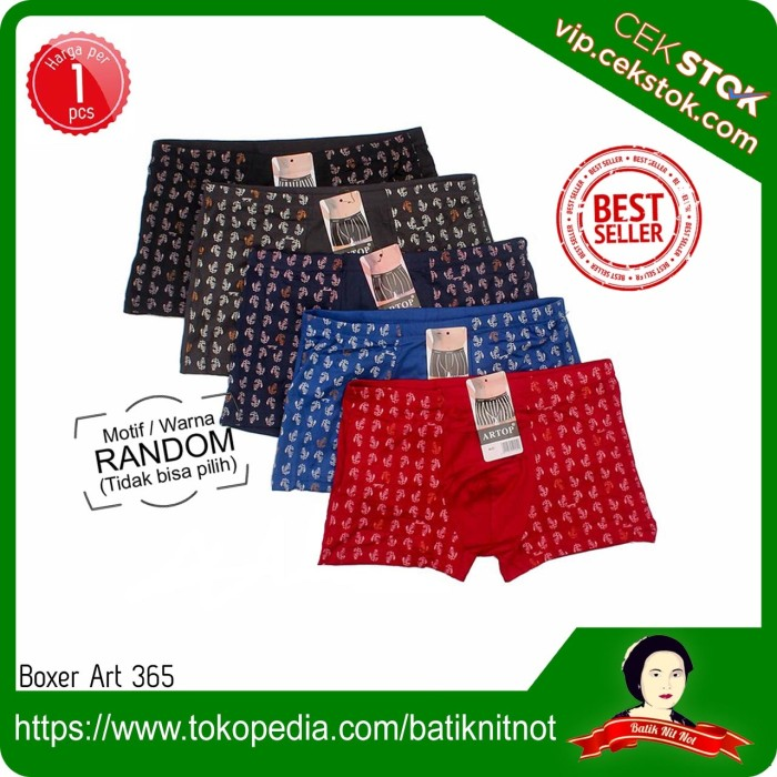 Foto Produk Celana dalam pria dari Batik Nitnot