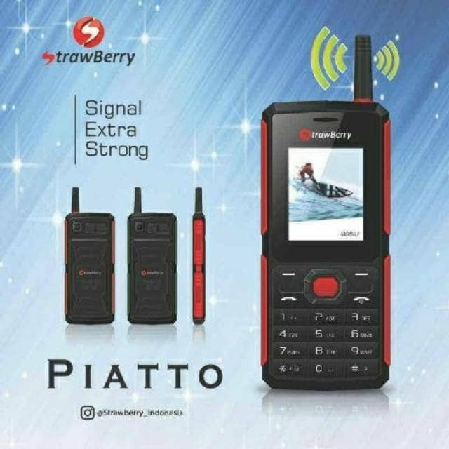harga Strawberry s7 piatto antena dual sim Tokopedia.com