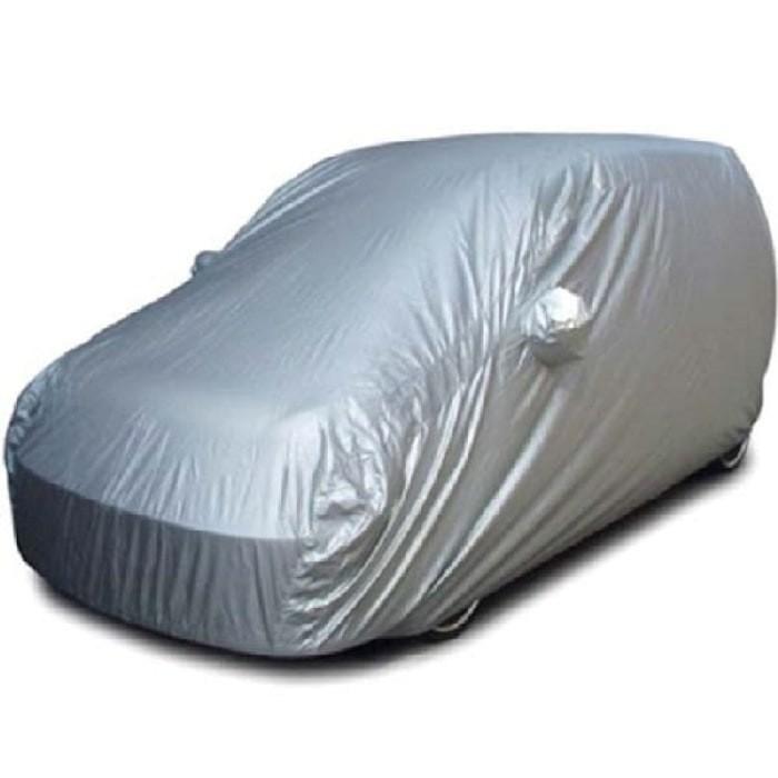 Cover Mobil Body Cover for Mitsubishi Kuda Grandia - Silver - selimut