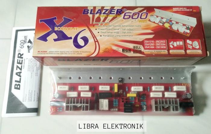 harga Kit Power Blazer 600 Watt Driver Sanken Tokopedia.com