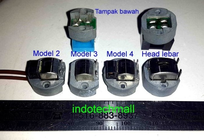 harga Head Cassette Tape Deck Model 3 Kaset Tokopedia.com