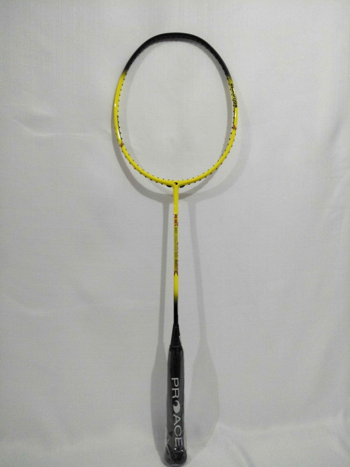harga Proace evolution 128 raket badminton - kuning Tokopedia.com