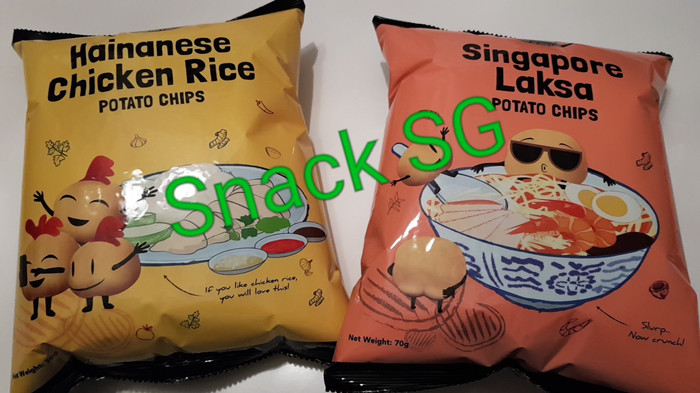 harga Spore laksa/chicken rice potato chips (70 gram) Tokopedia.com
