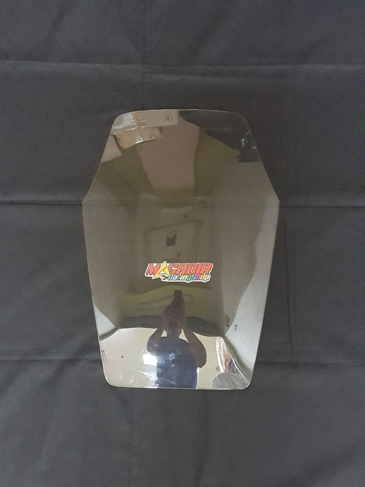 harga Winshield / visor full balap fairing kawasaki ninja ssr Tokopedia.com