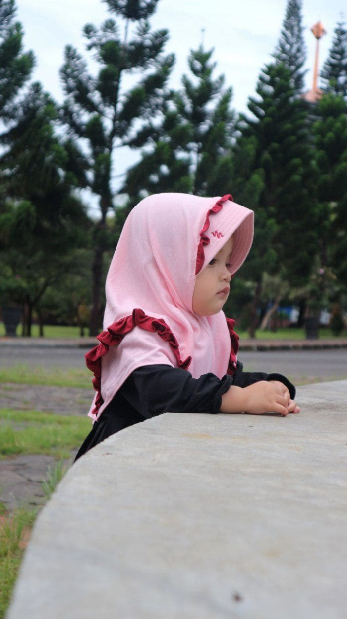 Jual NIBRAS HIJAB CUTE 04 KERUDUNG BALITA HIJAB ANAK HIJAB BALITA 3 5 Kota Tangerang Distributor Busana Kerja