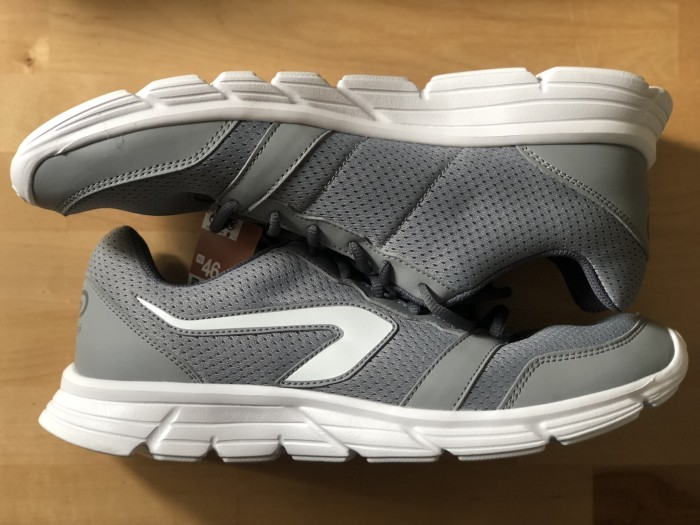 Kalenji sepatu lari running gym murah size 46 ukuran besar big c59d488fc3