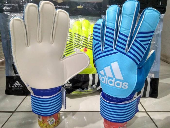 harga Sarung tangan kiper / goalkepper gloves adidas ace 15.3 Tokopedia.com