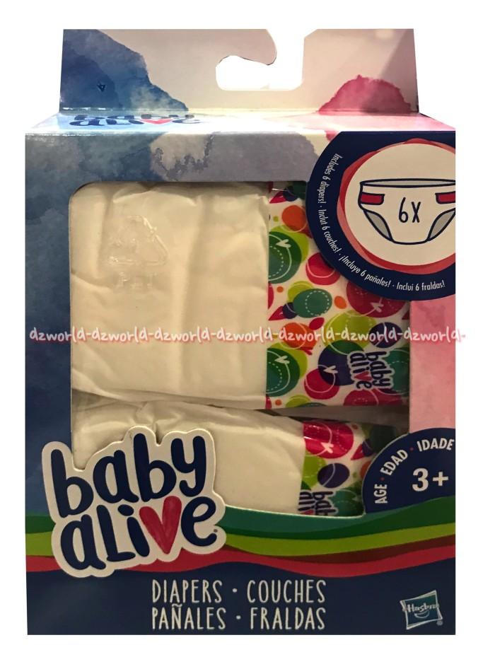 ... harga Baby alive diapers popok untuk boneka baby alive Tokopedia.com 2af66465ac