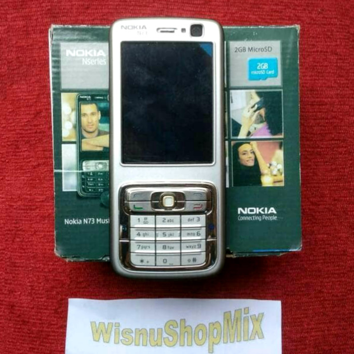 Nokia n73 new refurbished