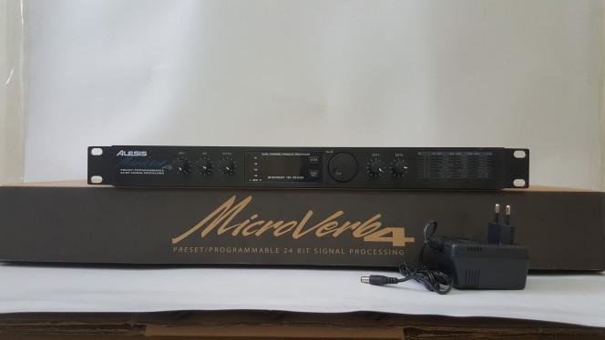 harga Alesis microverb 4 (made in taiwan) Tokopedia.com