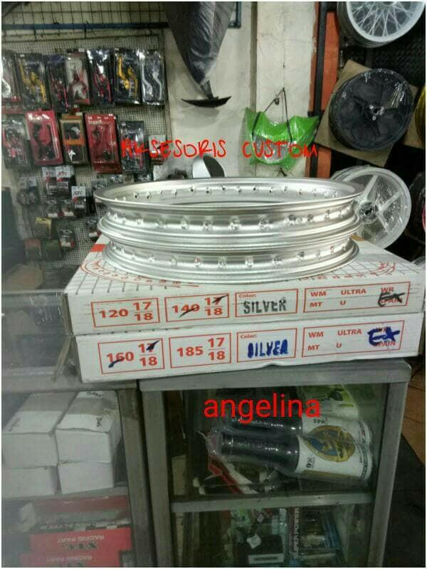 harga Sepaket Velg Jari2 Tk Japan Excel Tromol Fu 150 Jari2 Bosnus Stel Tokopedia.com