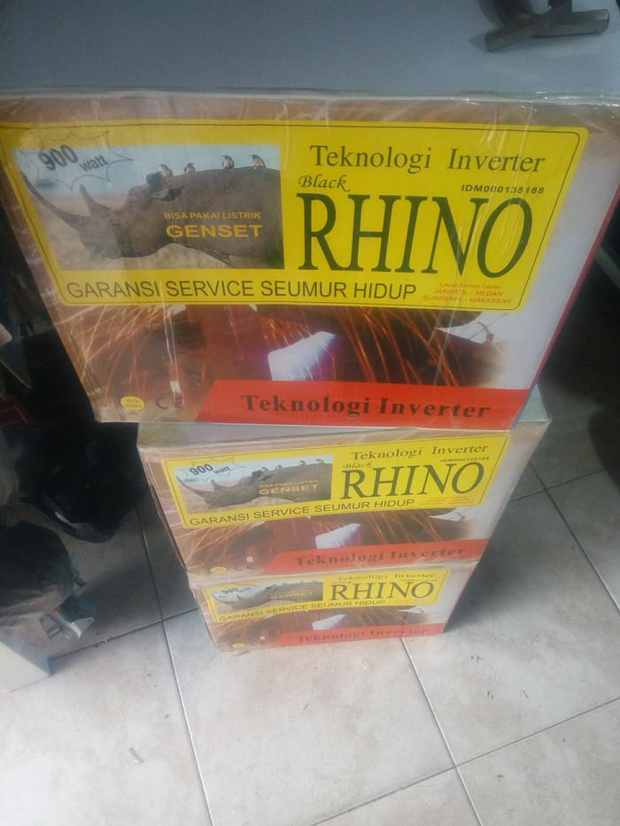 harga Black Rhino Mma-120a 120 A Mesin Las Listrik 900 Wat Bisa Tokopedia.com