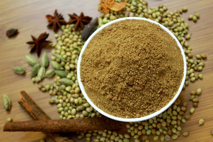 Bumbu kebuli / biryani powder aceh 250gr - narasa